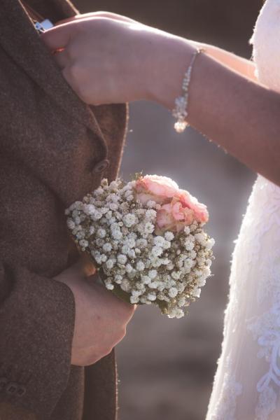 Hochzeitsfotografie in Heiligenhafen am Strand Hochzeitsfotograf Heiligenhafen